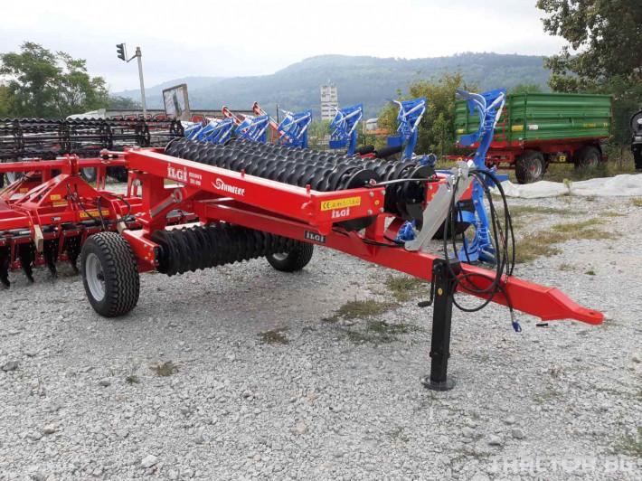 Валяци Валяк ILGI AMR 620-B 1 - Трактор БГ