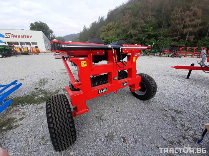 Валяци Валяк ILGI AMR 620-B 4 - Трактор БГ