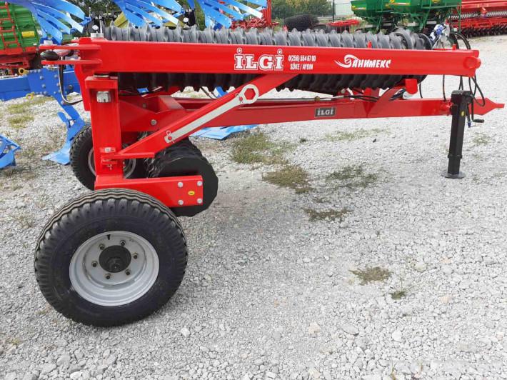 Валяци Валяк ILGI AMR 620-B 3 - Трактор БГ